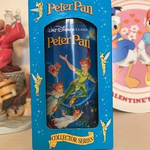 Vintage Disney Peter Pan Cup